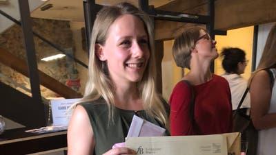 Maturandin der Kanti Kreuzlingen gewinnt Italienisch-Schülerpreis