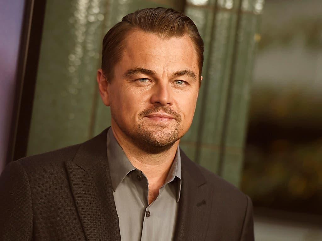 Viele Menschen in Sibrien dankten dem US-Schauspieler Leonardo DiCaprio dafür, dass er bei Instagram auf die verheerenden Waldbrände hinwies - und so internationale Aufmerksamkeit erzeugte. (Bild: KEYSTONE/AP Invision/JORDAN STRAUSS)
