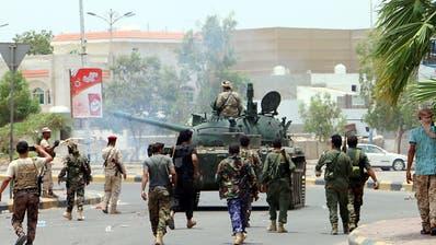 Separatisten melden Eroberung von Präsidentenpalast im Jemen