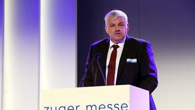 Regierungsrat Othmar Reichmuth. (Bild: Werner Schelbert)