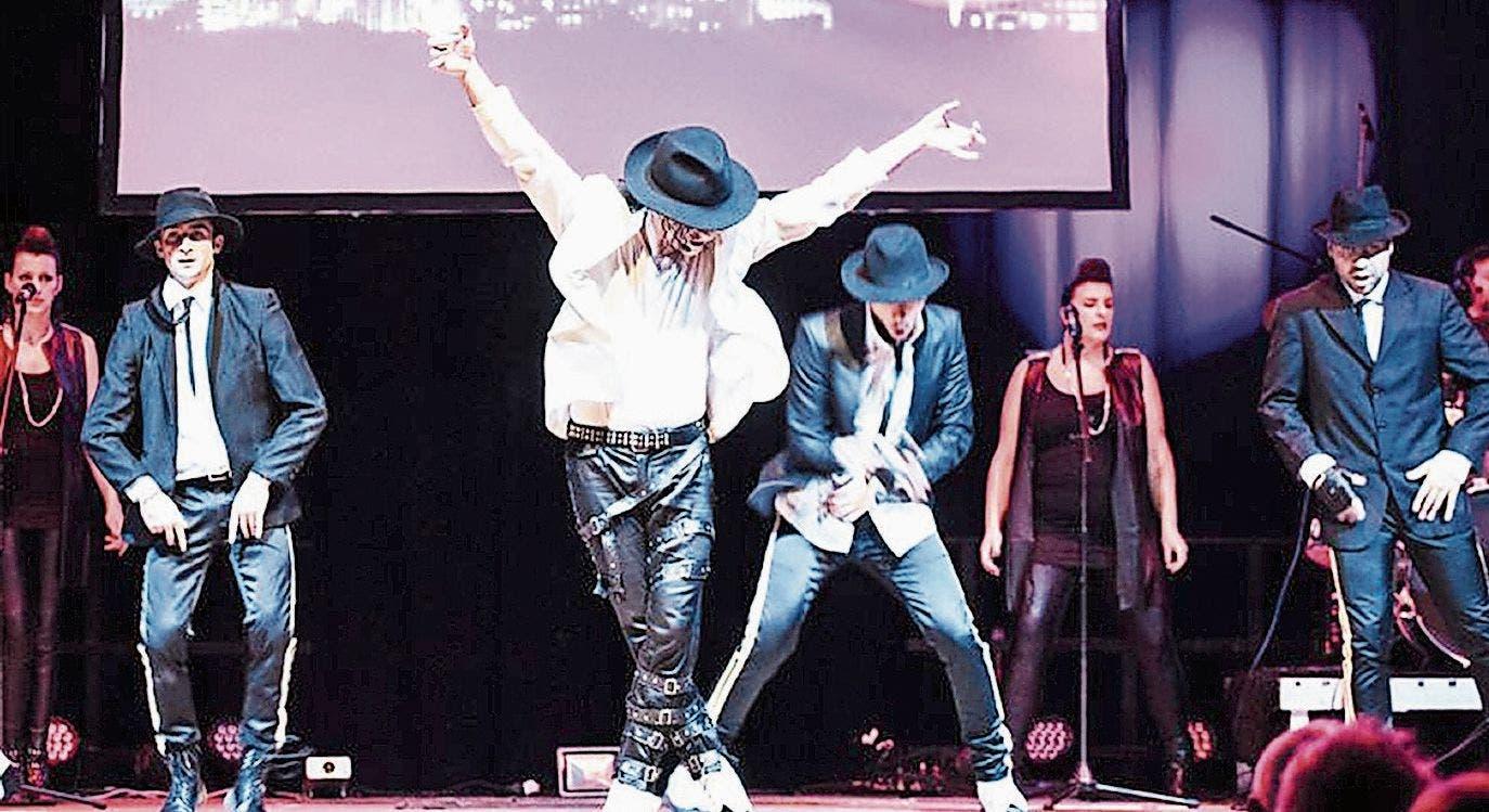 Fast wie der echte Michael Jackson: Smooth Criminals. (Bild: pd)