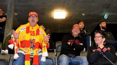 Hans Stoller ist ein leidenschaftlicher Fan des EHC Biel.