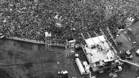 Künzlis Playlist:Jimi & die Vergessenen von Woodstock