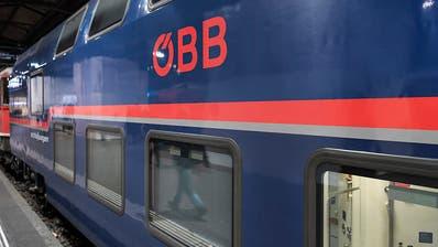 SBB und ÖBB wollen Nachtzug-Angebot weiter ausbauen