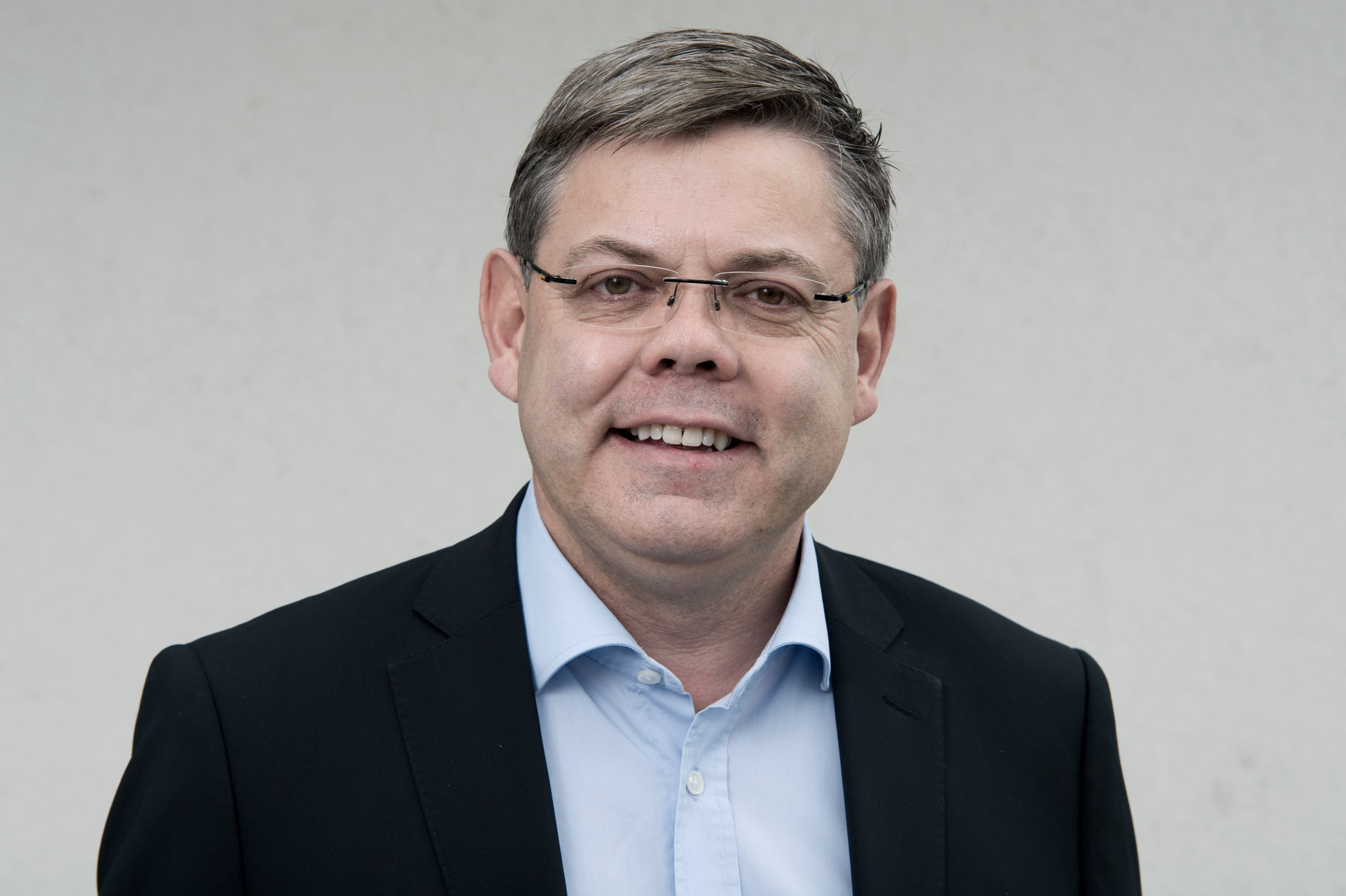 Franz Grüter, SVP. (Bild: Pius Amrein)