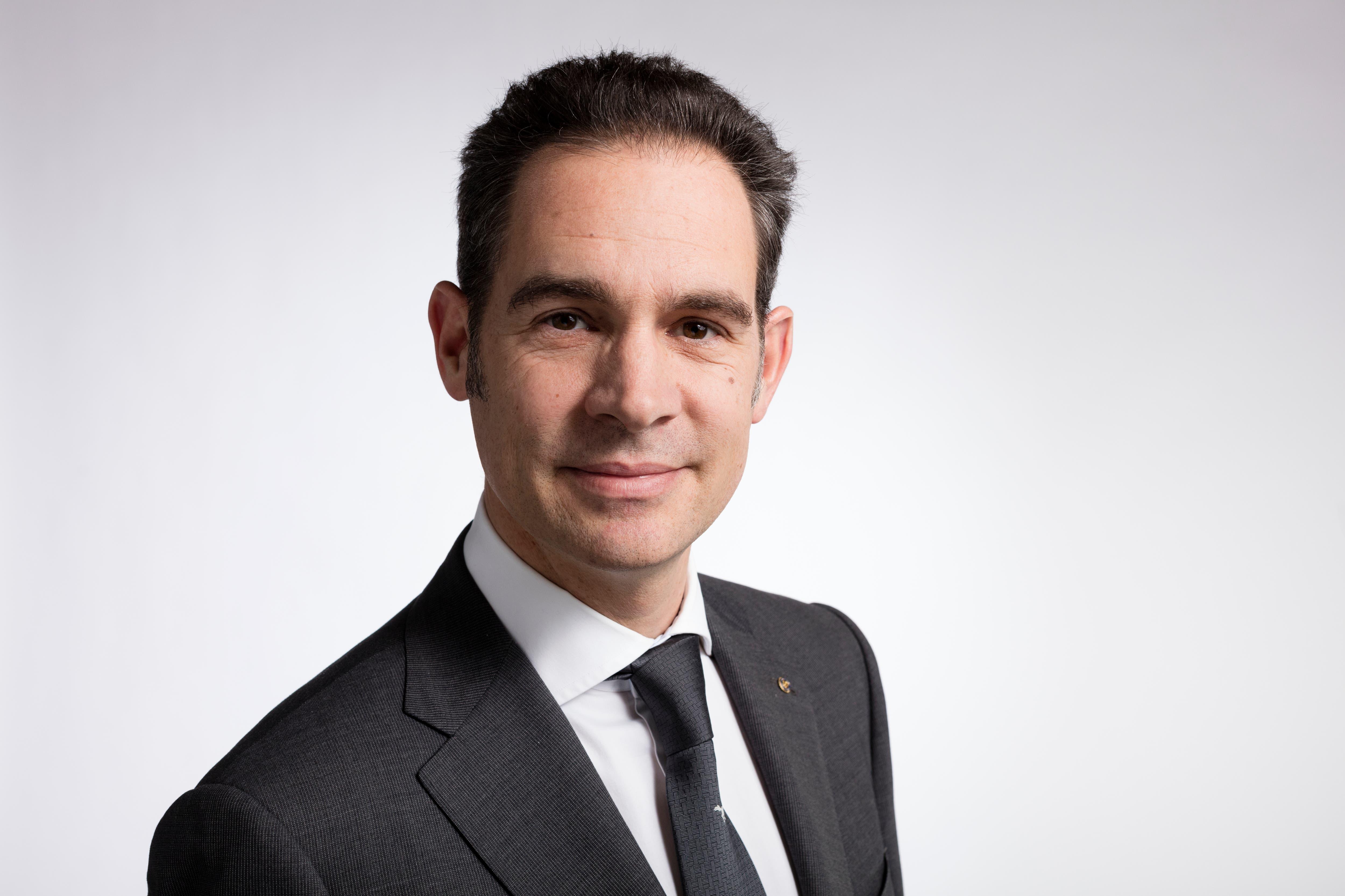 Hugues Hiltpold, FDP. (Bild: KEYSTONE/GAETAN BALLY)