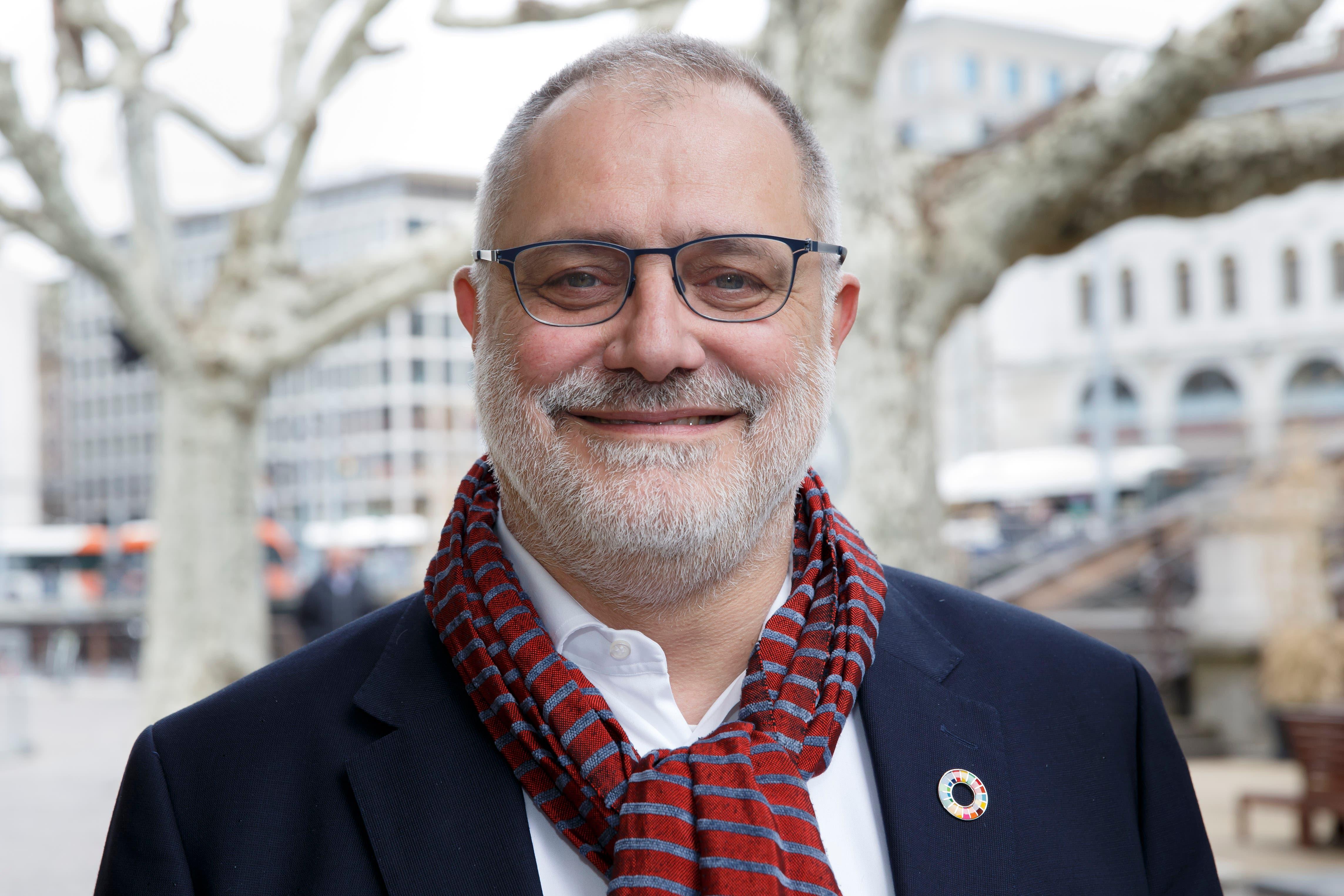Carlo Sommaruga, SP. (Bild: KEYSTONE/SALVATORE DI NOLFI)