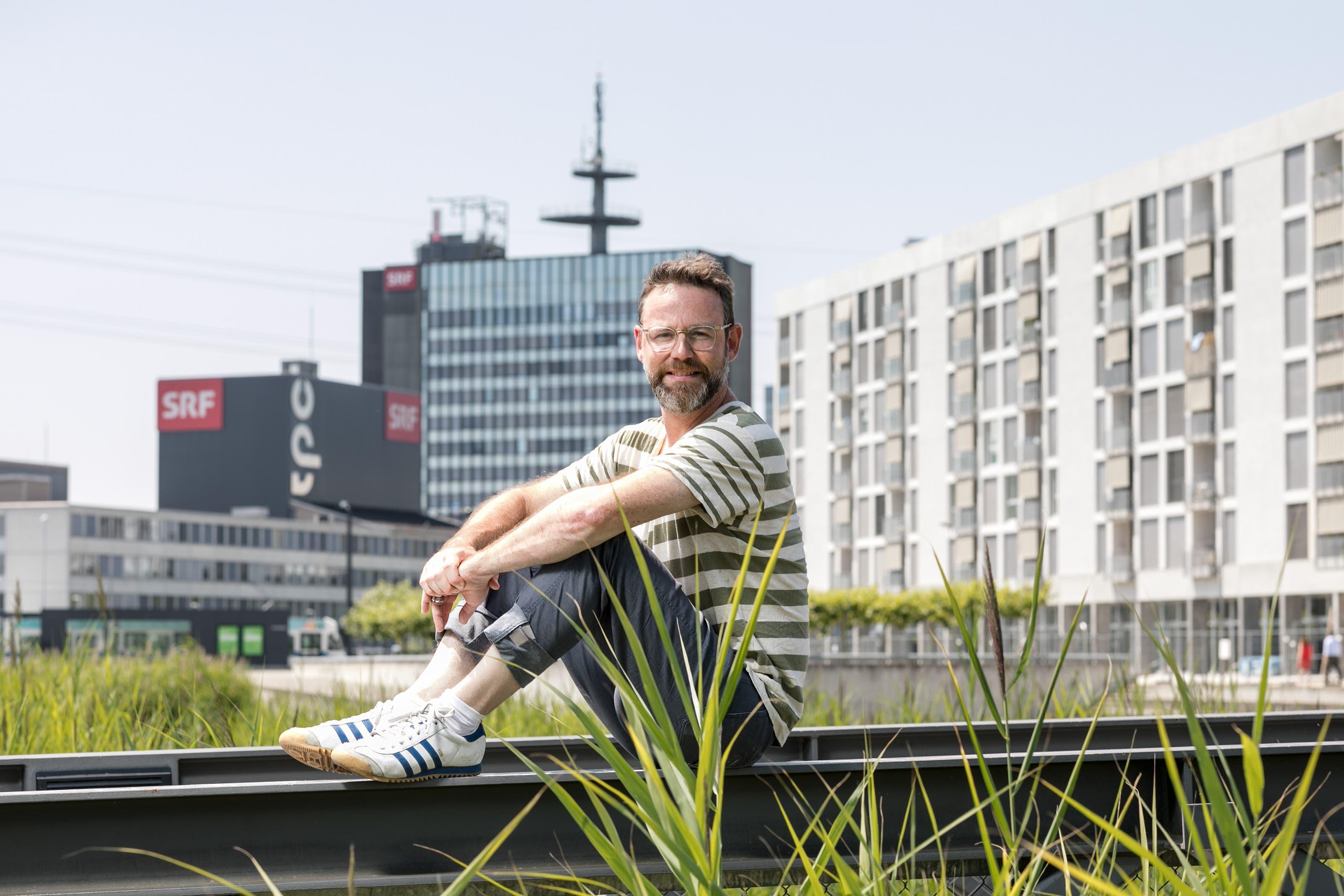 Ab dem 23. August ist Hartmann bei «SRF bi de Lüt – Reise mitohne Hindernis» zu sehen. (Bild: Sandra Ardizzone)