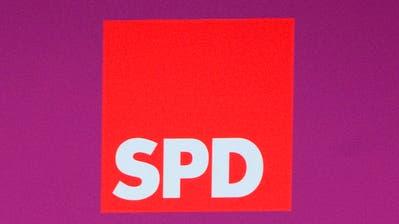 Die SPD befindet sich in der Krise. (Bild: Keystone)