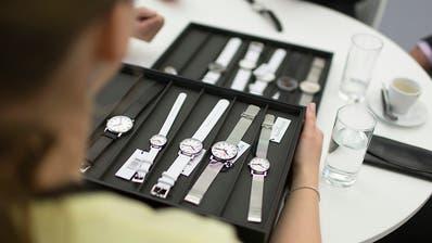 Uhrenexporte legen im Juli trotz Unruhen in Hongkong zu