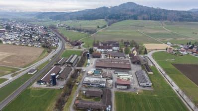 Der Agroscope-Standort in Tänikon, Gemeinde Aadorf. (Bild: Olaf Kühne)