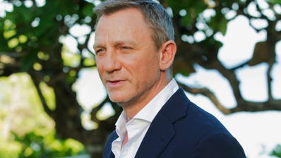 Daniel Craig als 007: Neuer James-Bond-Film heisst «No Time To Die»