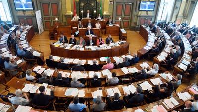 Zweimal jährlich tagt das Katholische Kollegium im St.Galler Kantonsratssaal. (Bild: PD, 18. Juni 2019)