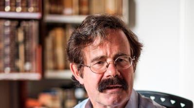 Unser Kolumnist: Mundartexperte Niklaus Bigler.