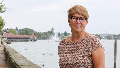 Maria Huber setzte sich in ihrer politischen Laufbahn früh für Gleichstellung ein. (Bild: Jolanda Riedener)