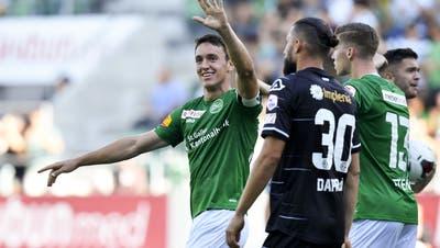 Der FC St.Gallen kämpft sich gegen Lugano zurück, und trifft dreifach – der Ticker zum Nachlesen