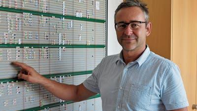 Buchser OZ-Schulleiter Werner Koller: «Beziehungsarbeit ist die Basis zum Lernen»