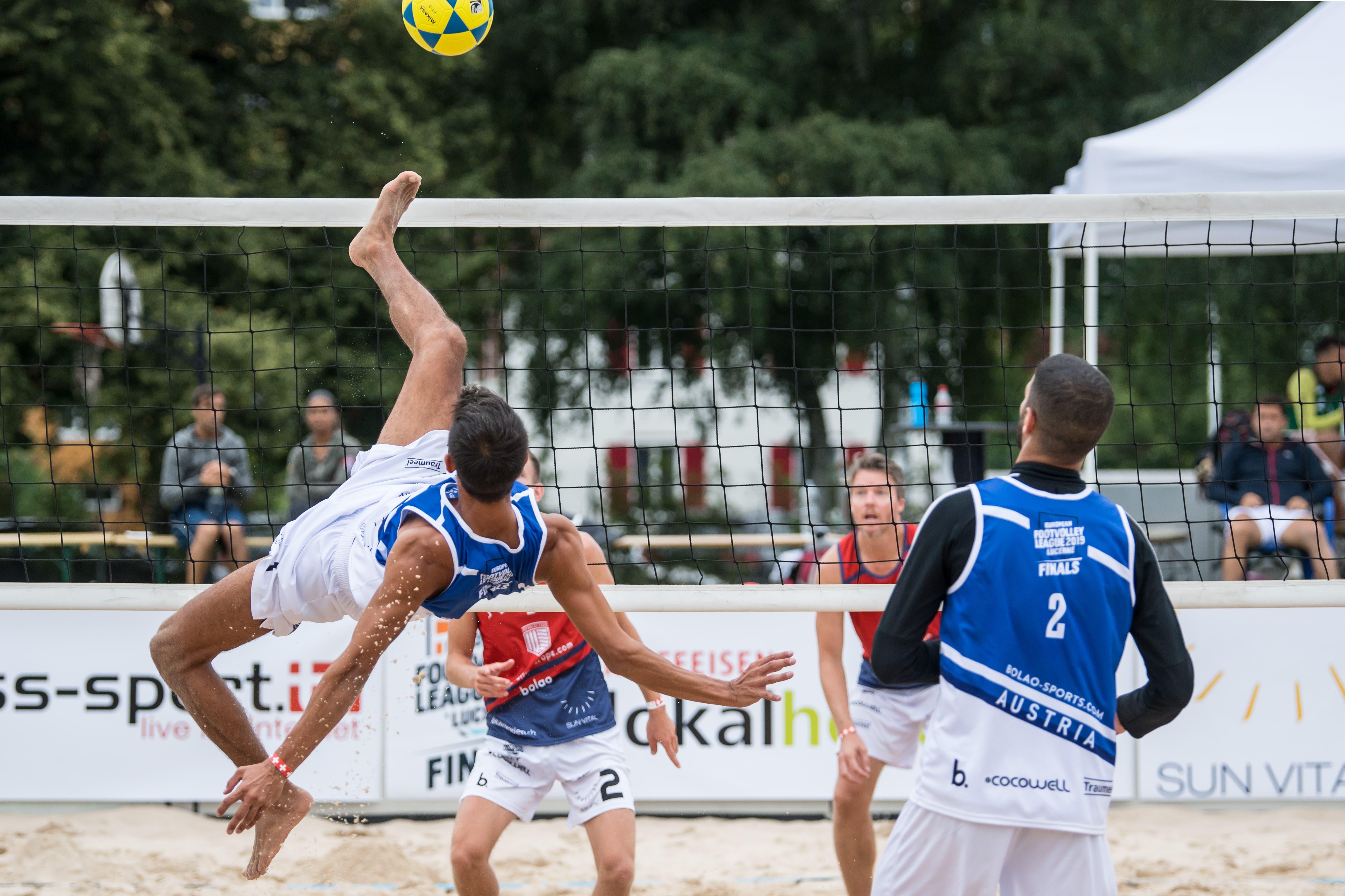 Das israelische Team (Bild: Nadia Schärli, Kriens, 23. August 2019)