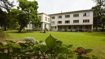 Das an der Luzerner Moosmattstrasse gelegene Institut für Heilpädagogik und Psychotherapie. (Bild:Emanuel Ammon/Aura)