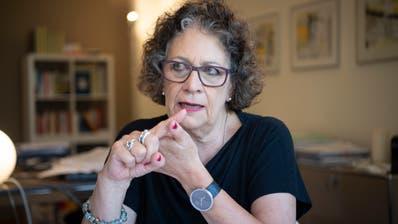 Die ehemalige St.Galler SP-Regierungsrätin und Mediatorin Kathrin Hilber leitet die 2012 eingerichtete Meldestelle für Missstände in der St.Galler Verwaltung und neu auch die Meldestelle der HSG. (Bild: Ralph Ribi)