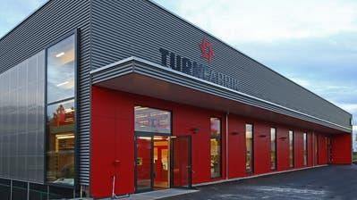 Die Turnfabrik an der Hummelstrasse in Frauenfeld. (Bild: PD)