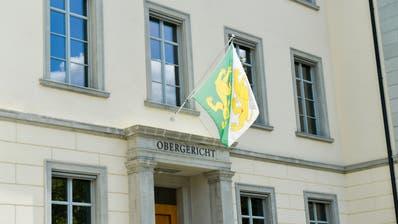 Das Thurgauer Obergerichtsgebäude in Frauenfeld. (Bild: Donato Caspari)