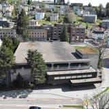 Wird bald abgerissen: das alte Migros-Gebäude in Herisau. (Bild: PD)