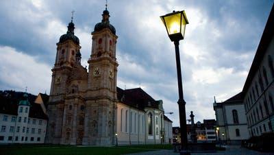 Die St.Galler Kathedrale. (Bild: Urs Jaudas)