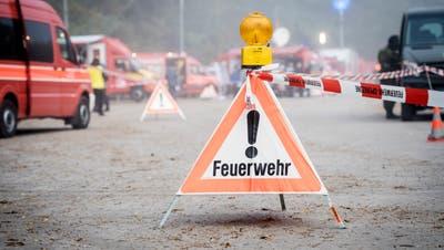 Der Schweizerische Feuerwehrverband feiert kommendes Wochenende sein 150-jähriges Bestehen. (Symbolbild: Reto Martin)