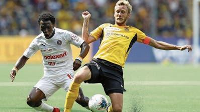 YB-Captain Fabian Lustenberger: «Ich hatte vom FCL gar kein Angebot»