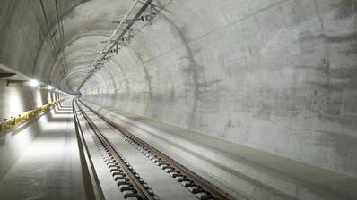 Ceneri-Basistunnel vollendet Ende 2020 die Alpentransversale Neat
