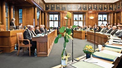 Verfassungskommission setzt auf das Proporzsystem für den Kantonsrat