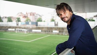 Ciriaco Sforza, mit dem FC Wil auf Platz zwei: «Egal wo wir in der Tabelle stehen würden: Ich wäre entspannt.» (Bilder: Ralph Ribi)