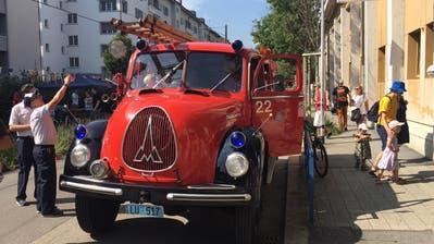 Tag der offenen Tore der Feuerwehr Stadt Luzern: Der Ticker zum Nachlesen