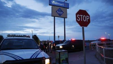 In einem Einkaufszentrum in El Paso wurden mehrere Menschen getötet. (Bild: Keystone/AP)