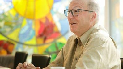 Dank seiner Frühpensionierung hat Paul Rutishauser Zeit für die Politik. (Bild: Donato Caspari)
