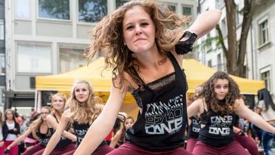 Am Jungkult-Festival treten junge Tänzerinnen und Tänzer mit ihren eigenen Choreografien auf. (Bild: PD)