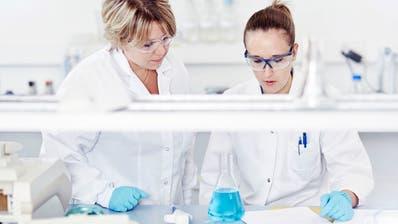 Forschung und Entwicklung beim Pharmaunternehmen Vifor. (Bild: PD)