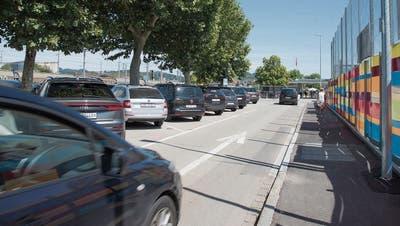 Parkgebühren: Der Gossauer Stadtrat lässt Gnade für Sportler und Shopper walten