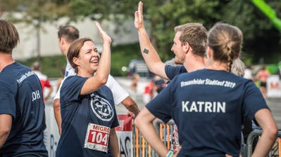 Novizen und Wiederholungstäter starten am 40. Frauenfelder Stadtlauf