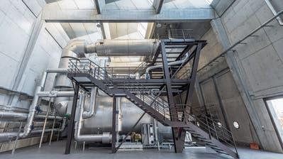 Die Fernwärme ist ein wichtiger Teil der Energiezukunft der Stadt St.Gallen. (Bild: Hanspeter Schiess)