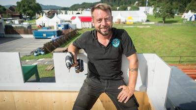 Appowila-Präsident Martin Tschirren (Bild: Hanspeter Schiess (30. August 2017))