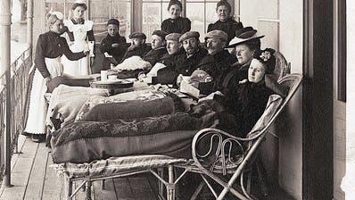 Literatur und Oper liebten Tuberkulose – als Motiv der Handlung