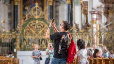 Die Vorzüge St.Gallens sollen auch US-Touristen anlocken. Das ist das Ziel von St.Gallen-Bodensee Tourismus. (Bild: Urs Bucher)