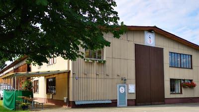 Die Heinrich-Halle bleibt bis auf Weiteres so bestehen, wie sie ist. (Bild: Martina Eggenberger Lenz)