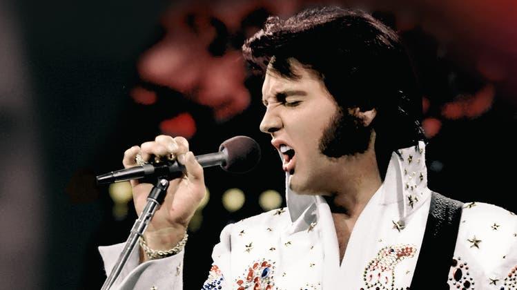 Elvis (Quelle: Elvis das Musical)
