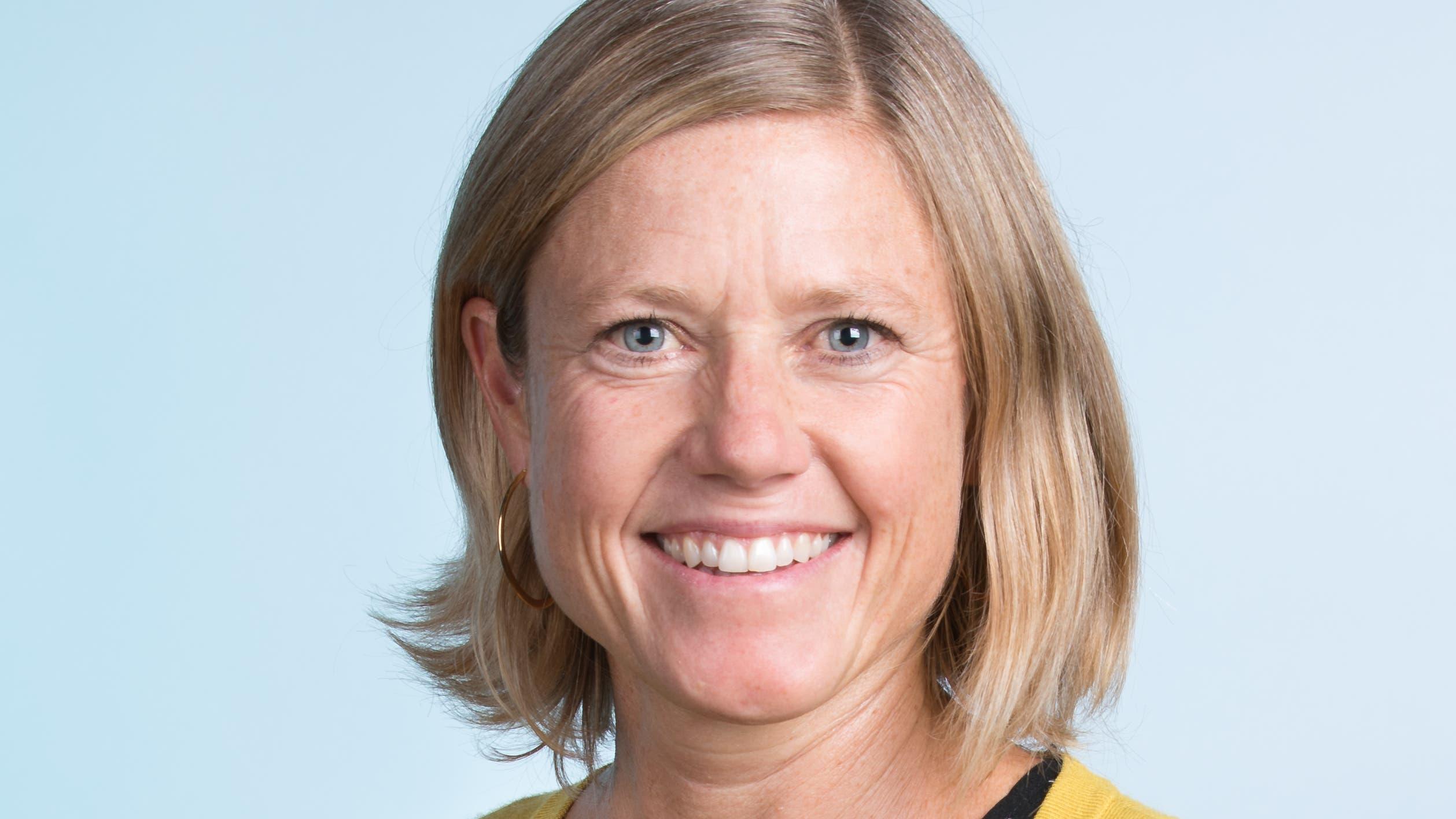 Florence Brenzikofer: Das Ziel der grünen Parteispitze ist klar: Der ehemaligen Präsidentin Florence Brenzikofer wurde der Spitzenplatz auf der Kandidatenliste zugehalten. Sie soll für Maya Graf nachrücken, falls diese den Sprung in den Ständerat schafft. (Bild: zvg)