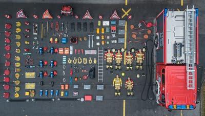 Bild: Freiwillige Feuerwehr der Stadt Zug