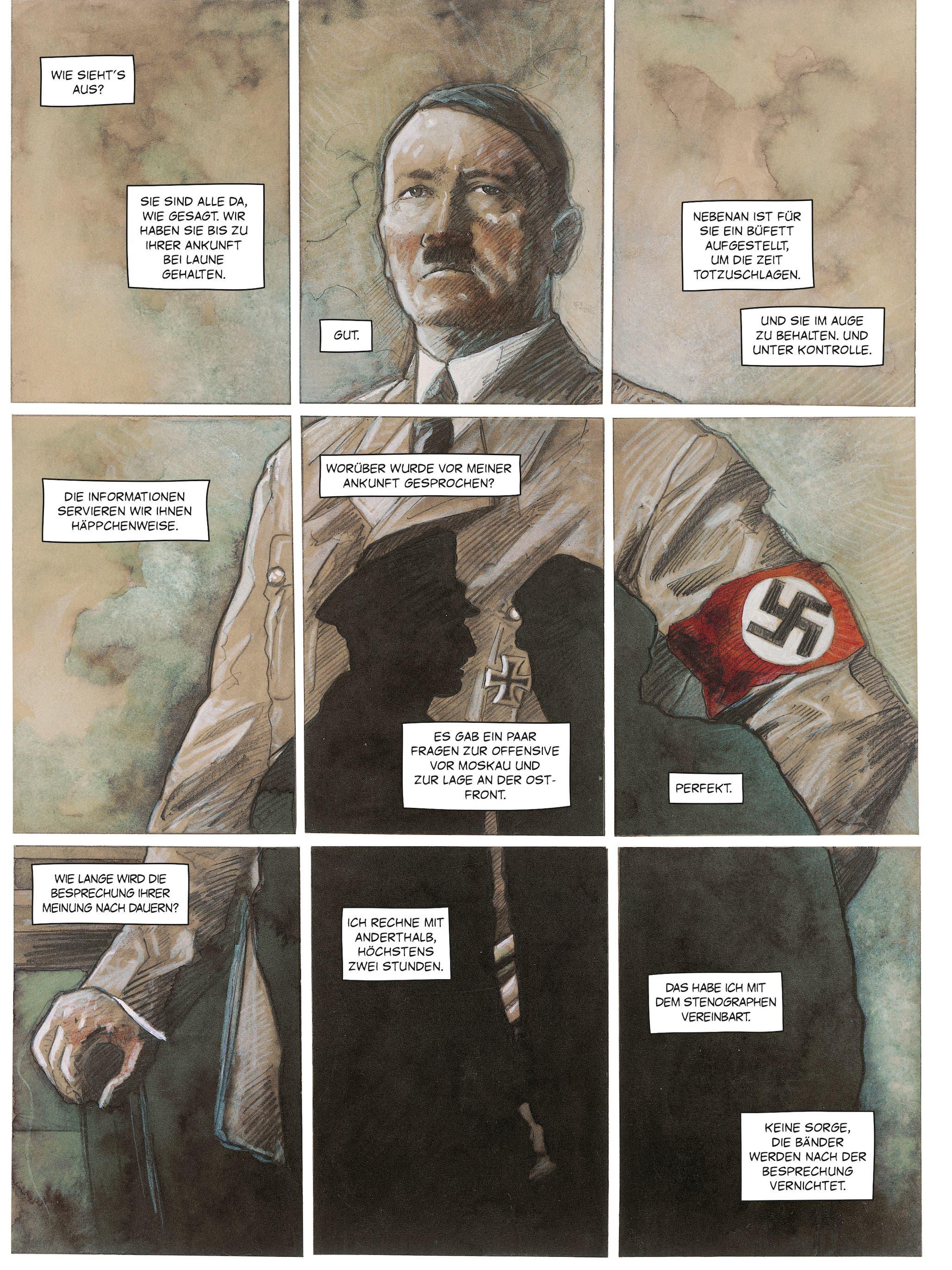 Wannsee Seite 18. Bild: zvg