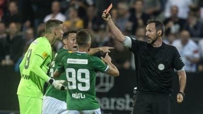 Im Stream: DerFCSGliegt im Cup gegen Winterthur 0:2 im Rückstand +++ Rote Karte für Goalie Klinsmann